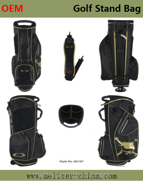club mate leather golf bags
