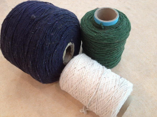 New products Supreme Quality recycled 100% cashmere yarn