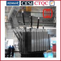 High quality mva kv power transformer power plant transformers