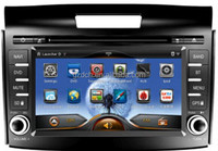 8 inch pure 4.4.4 capacitive screen HD1024*600 1080p android car dvd for honda CRV 2012 YEAR 1g+16g WS-9197