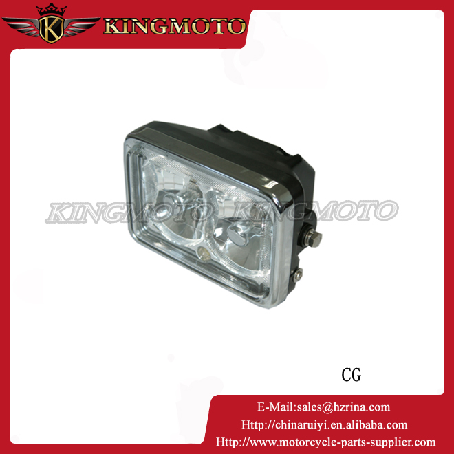 "5.75"" led motorcycle headlight for CG125 high quality KINGMOTO"