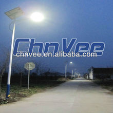 ChnVee production Newest Patent Design 60W LED street light & solar street light IP65 High brightness 1W>120LM
