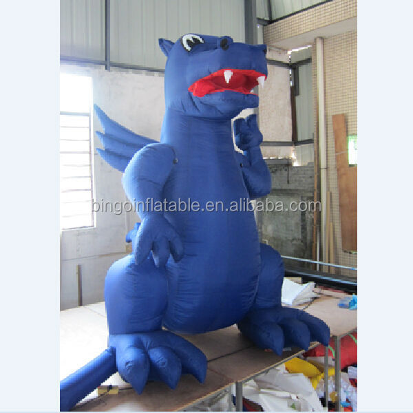 inflatable dinosaur cartoon,customized available