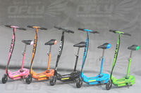 2013 NEW CE Approved Portable 120W electric scooter with seat for kids with Stable Quality