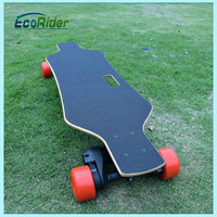 new products 2016 lithium battery powered smart drifting scooter 4 wheel electric skateboard 800w