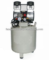 65L air compressor with air dryer used for dental equipment for laboratory or dental lab equipment