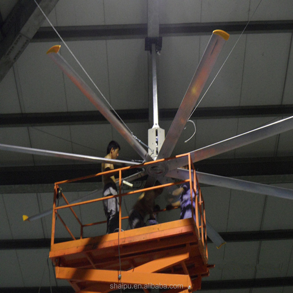Large Industrial Fans : Ft big industrial ceiling fans buy