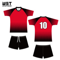 Custom Sublimation Rugby Jerseys With Your