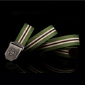 CAV8 hot selling custom all kinds of mens military canvas belt