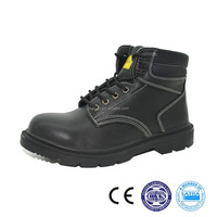 211038 Genuine leather work shoes factory PU outer sole for men safety boot red wing