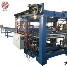 Hot new products thickness xps production line