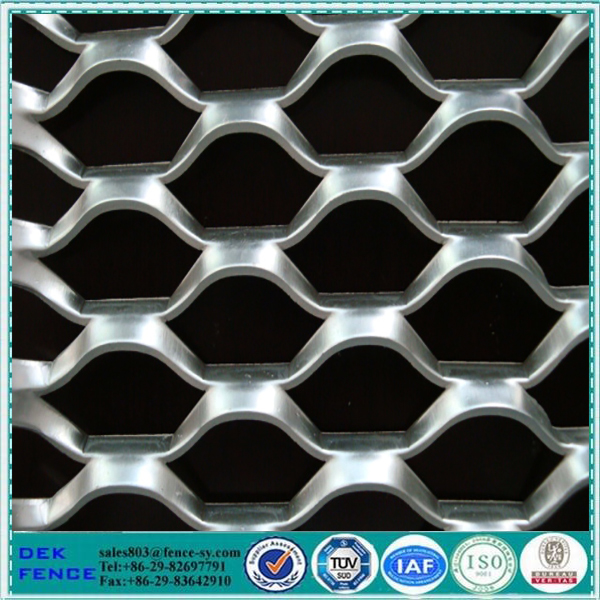 Hot sale gothic Heavy Duty Diamond Expanded Hole Steel Mesh