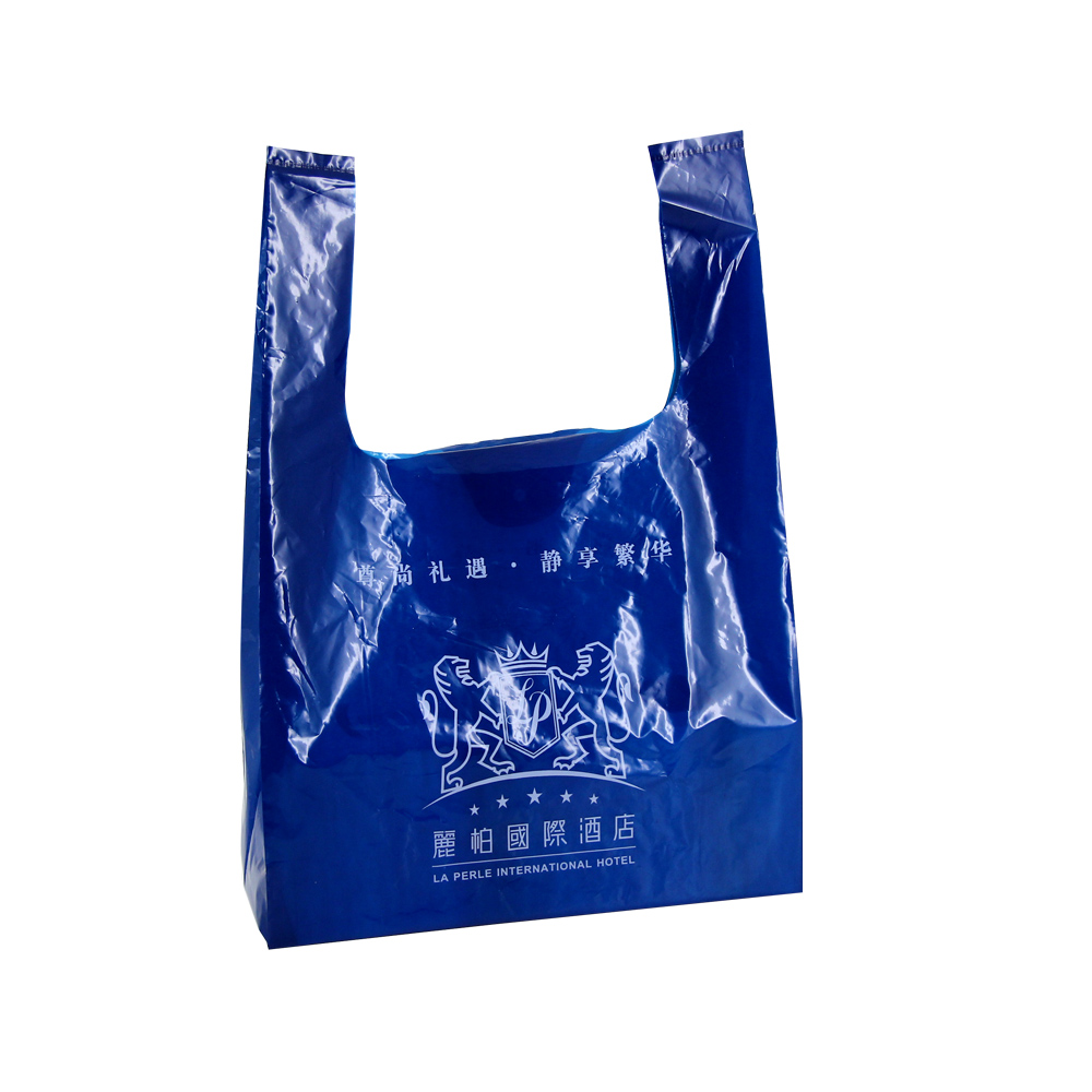 ldpe carrier garment plastic shopping bags wholesales
