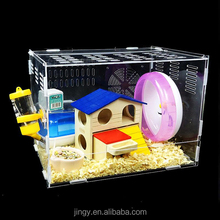 custom acrylic luxury hamster cage for sale