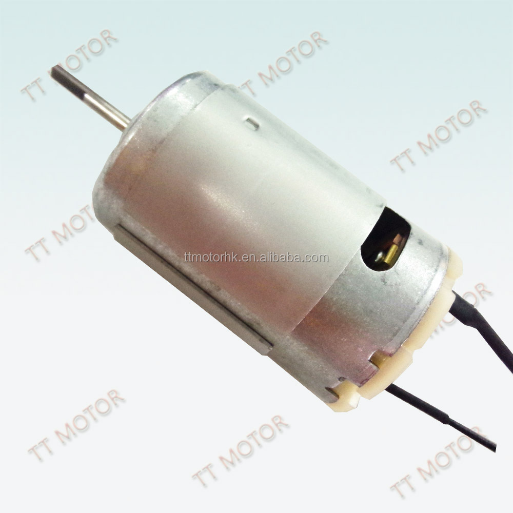 small power 12v dc electric motor for sex machine