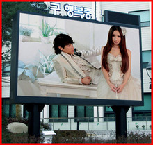 P10 P12 full color indoor p7.62 ali led display sexy vedio led advertising screen