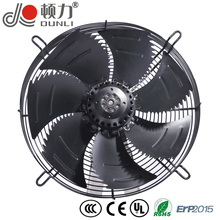 AC Axial Airflow Fan 400mm(15.75in) External Rotor Motor Powered Axial Fan YWF-A4S-400S-7