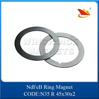 N30-N52 large ring magnet for speakers