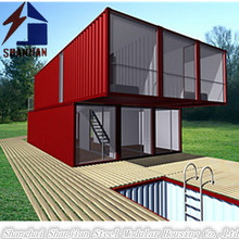 laste low cost mobile modified prefabricated shipping container house