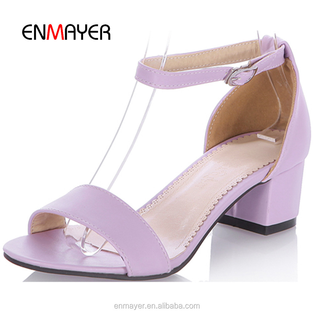 Flat heel sandals images - Candy Color Open Toe Women Strong Flat Strong Strong