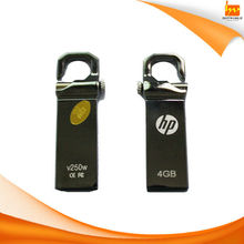 For HP 8GB USB key Chain USB flash disk