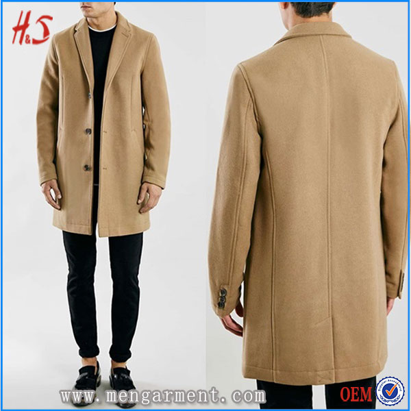 Hot Selling Products Latest Design Coat Pant Men Suit Long Winter Coat