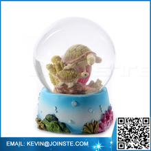 Custom Turtle snow globes,water globe,snow ball