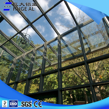 Wholesale high quality low price aluminum used sunroom