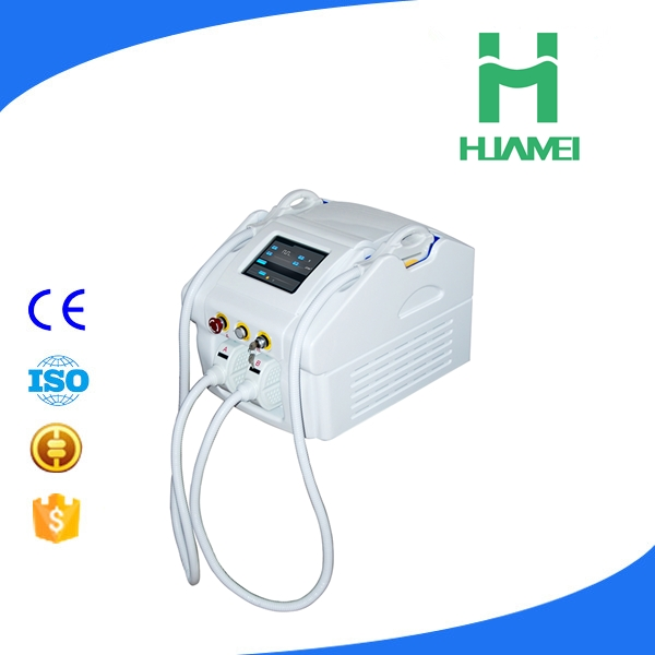 shr/beauty salon equipment/huamei ipl shr hair removal machine