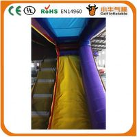 Latest arrival long lasting inflatable bouncer castle in malaysia wholesale