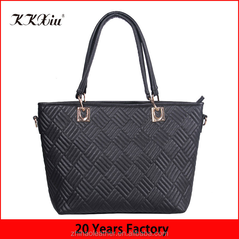 China product shoulder tote bag style vintage weekend bag women 2016