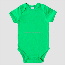 Wholesale warm cotton cute infant baby knitted romper for underwear
