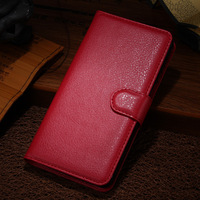 Flip PU Leather Phone Case Cover for Wiko Getaway