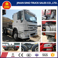 SINOTRUK HOWO Left Hand Driving 6x4 Tractor Truck Low Price for Sale