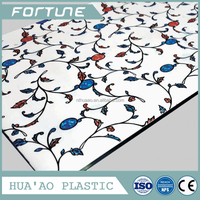 full laminated printed opaque laser table cloth in room
