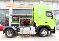 Attractive price Sinotruk howo T7H 440hp heavy duty tractor truck price