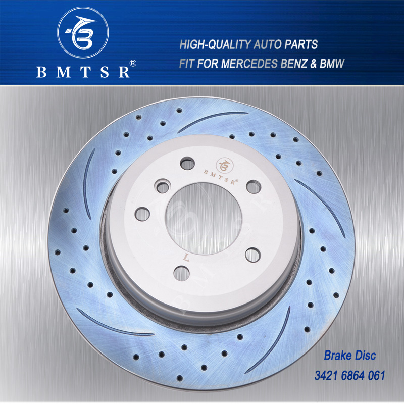 Auto Brake Disc For 5 Series E60 34 21 6 864 061 34216864061