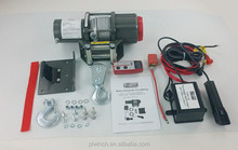 TOP SALE 4x4 atv electric winch 4500lbs good quality