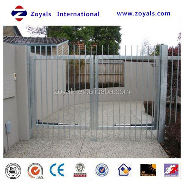 2015 high quality main entrance gate design