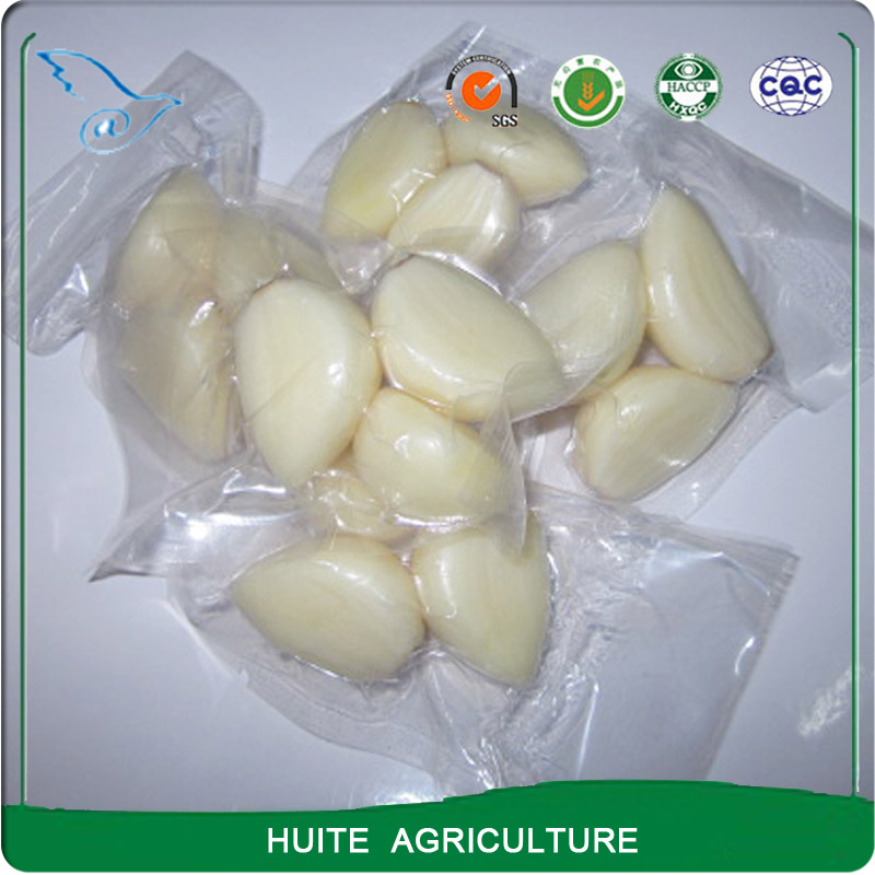 New crop best prices peeled frozen garlic