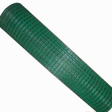 Popular Netherlands netting mesh iron euro fence netting green Color Garden fencing