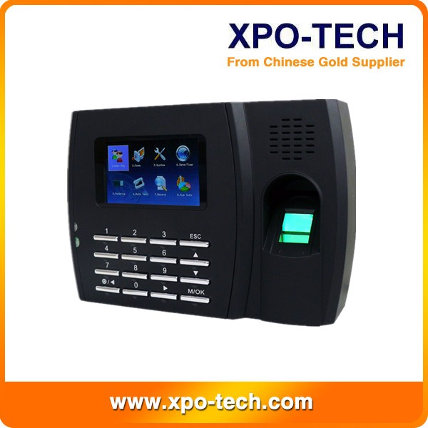 biometric fingerprint time attendance u300-c