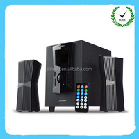 New good quality 2.1 channel fashion style computer speaker