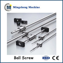 Newest Best 16mm tbi ball screw for carving machine By Shipping