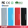 portable wireless power bank bluetooth speaker with fm radio support U disk