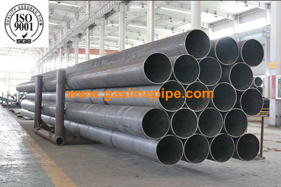 ERW/HFW/HFI Welded Steel Pipe according with API 5L X65