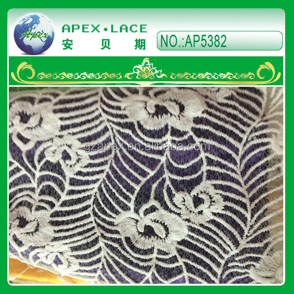 french lace fabric for wedding dress AP5382