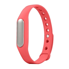 Original Xiaomi 1S Mi Band Light-sensitive Version Wireless Waterproof smart watch band (pink)