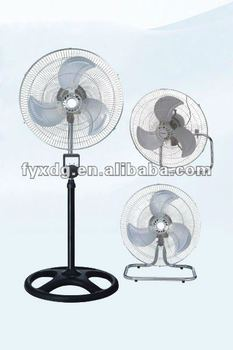 "3 In 1 18"" Industrial fan"
