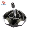ZJMOTO NEW BLACK CNC BILLET FUEL GAS CAP Fit For Honda 2004-2015 CRF250R CRF450R XR250R